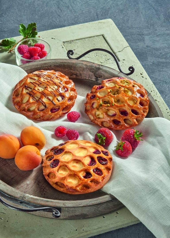Quark Pastries
