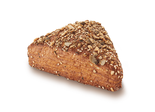healthy Multi-Grain Triangle Pastry