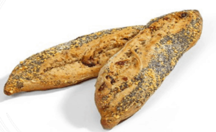 Superfoods Chia & Cranberry Spelt Half Baguette