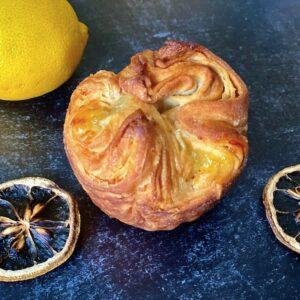 Kouign Amann – Lemon Filled