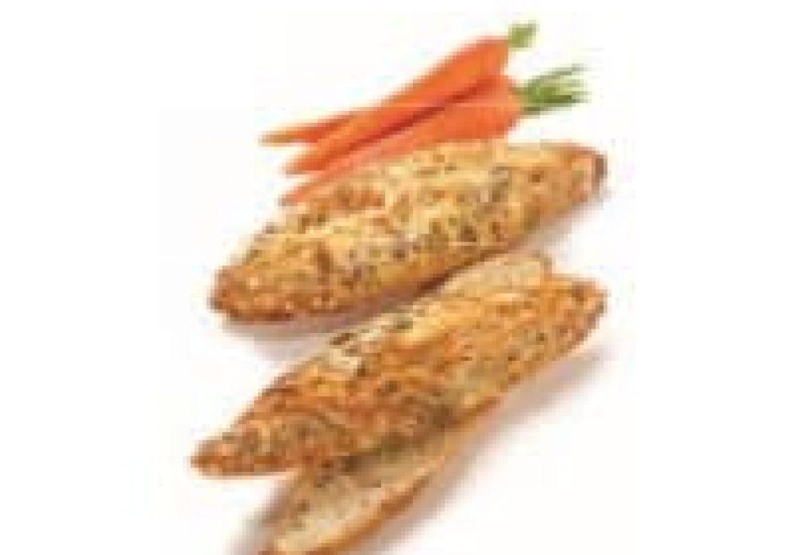 Carrot Half Baguette