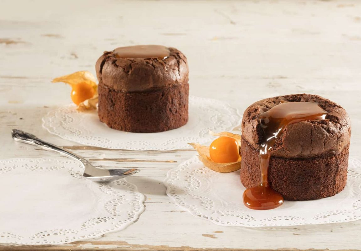 Chocolate Caramel Explosion